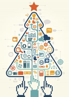 Noël vente en ligne