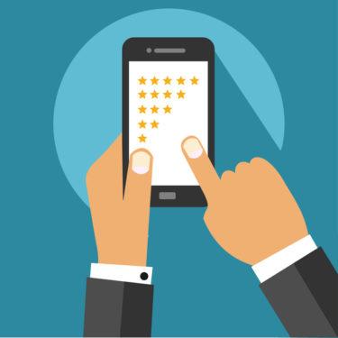 Avis application mobile